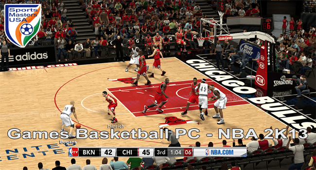 game basketball PC NBA 2K13.